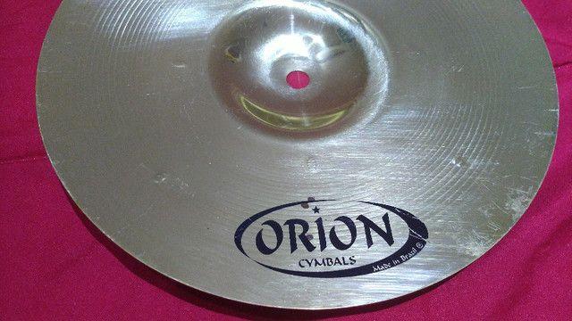 """Prato Splash 10"""" Orion Twister - Foto 5"""