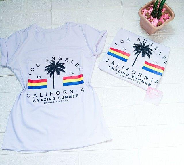 T-shirt estampado - Foto 6