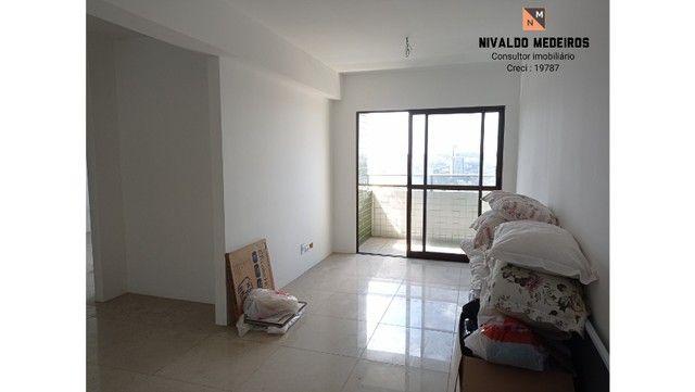 MD I Apartamento bem localizado 3 quartos 1 suíte porcelanato na Encruzilhada - Foto 8