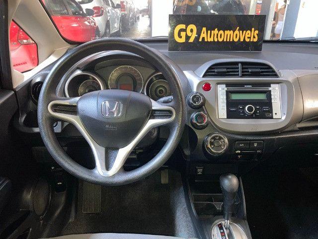 Honda Fit CX 1.4 Flex 4P AT 2014 - Foto 6