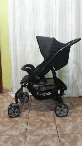 Carrinho/bebê conforto - Foto 2