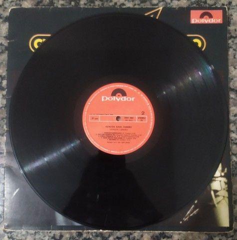 Vendo disco LP GERSON KING COMBO RARIDADE - Foto 4