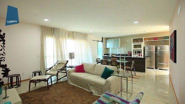 Apartamento à venda, 164 m² por R$ 1.313.737,46 - Guararapes - Fortaleza/CE - Foto 5