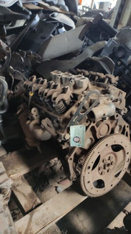 Motor Peugeot 206(a base de troca) - Foto 3