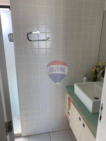 Apartamento com 3 dormitórios à venda, 130 m² por R$ 970.000,00 - Aflitos - Recife/PE - Foto 10