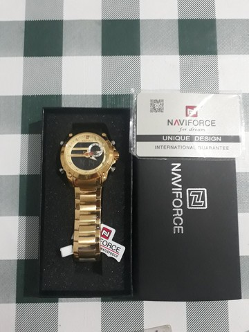 Relógio importado naviforce  - Foto 2