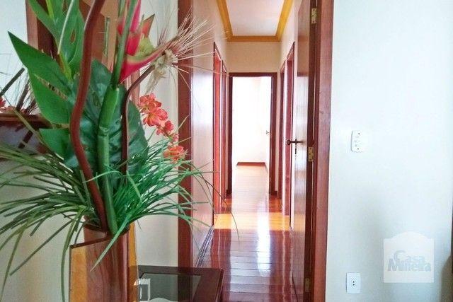 Apartamento à venda com 4 dormitórios em Salgado filho, Belo horizonte cod:243556 - Foto 8