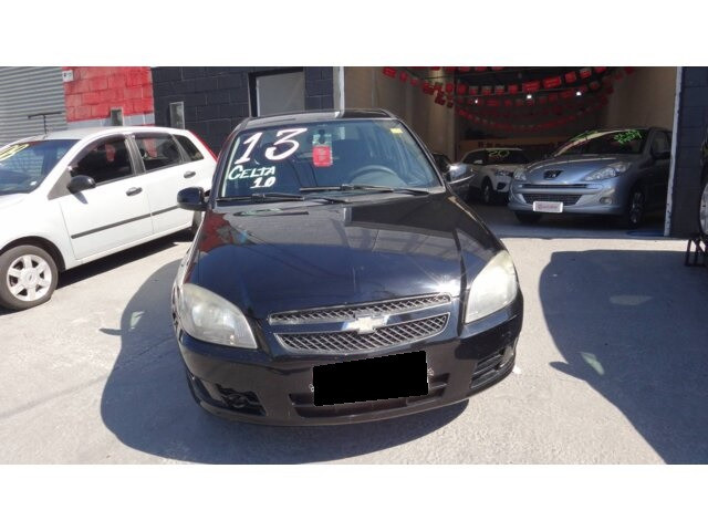 Chevrolet Celt LT 1.0 (Flex) 2013 - Foto 2