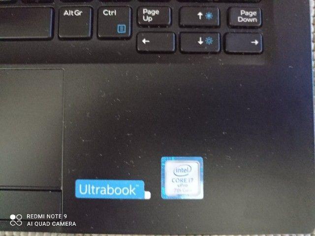 Dell I7 7a geração 8giga touchscreen zerado - Foto 5