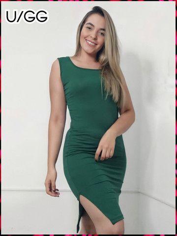 Vestido de fio torcido  - Foto 6