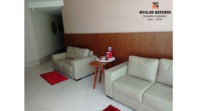 MD I Apartamento bem localizado 3 quartos 1 suíte porcelanato na Encruzilhada - Foto 3