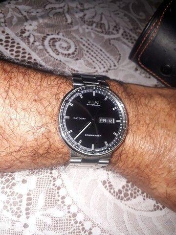 Relógio mido commander ll em estado de novo - Foto 3