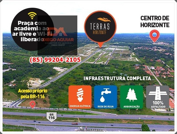 Lotes Terras Horizonte %¨&* - Foto 2