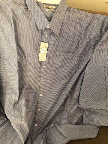 Camisas masculinas plus size NOVA - Foto 6