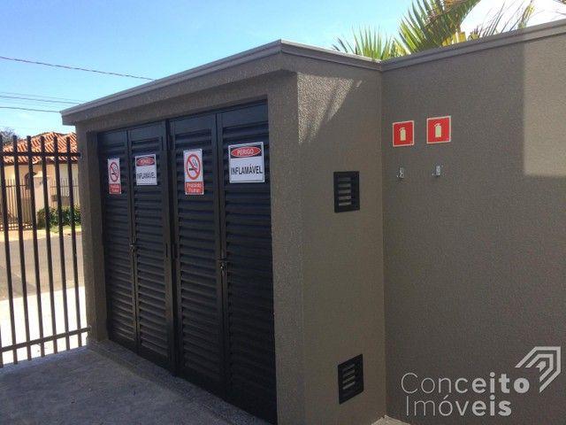 Apartamento à venda com 2 dormitórios em Jardim carvalho, Ponta grossa cod:392280.005 - Foto 9
