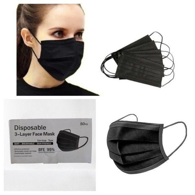 Máscaras Descartáveis para todas as idades