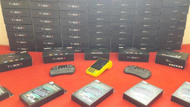 TV Box 128 GB Promoção - Foto 4