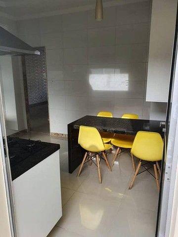 Casa em condomínio, 2|4 , área goumert, a poucos metros da Fraga Maia. - Foto 6