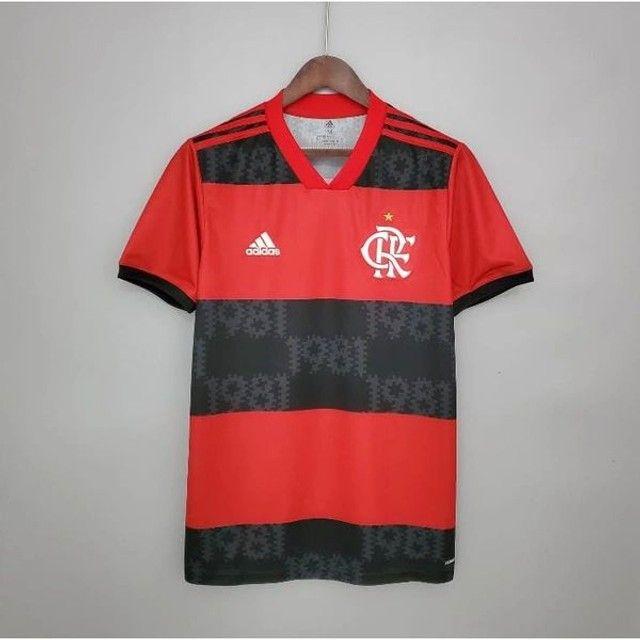 Camisa Tailandesa Flamengo 21/22