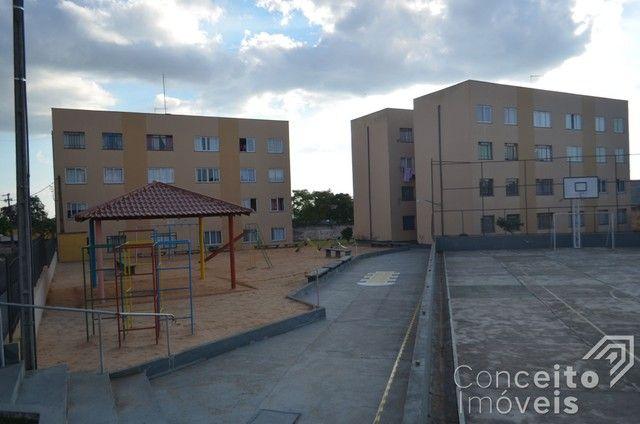 Apartamento à venda com 3 dormitórios em Colônia dona luíza, Ponta grossa cod:393425.001 - Foto 9
