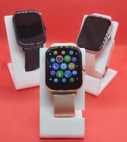 Relógio Smartwatch P8 Plus TELA INFINITA