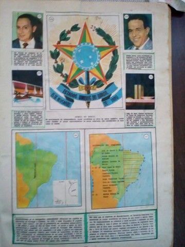 álbum de figurinhas História do Brasil anos 60 - edição 1966. Jabaquara - Foto 4