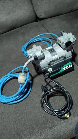 Bomba vácuo e pressão eco 780  - Foto 2