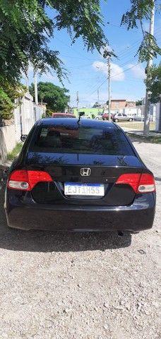 Vendo New Civic LXS 2009 completo  - Foto 7
