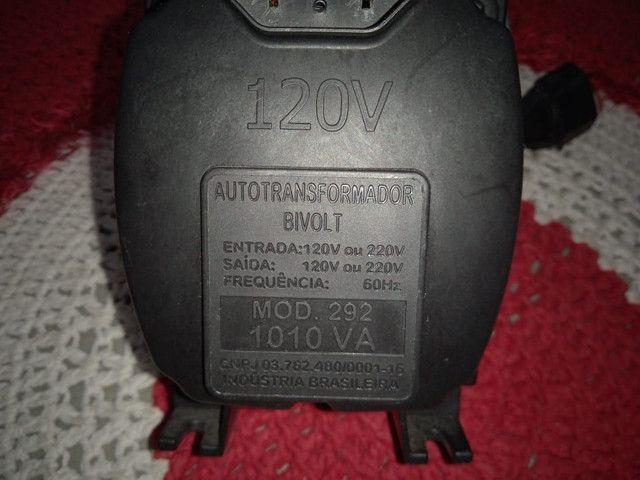 Autotransformador bivolt - Foto 3