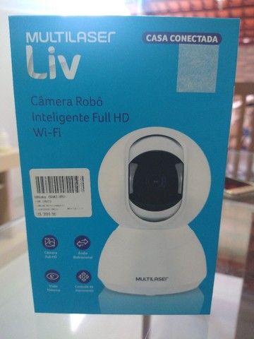Câmera Robô Inteligente - Foto 2