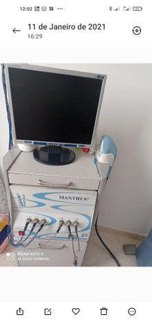 Aparelho ultrassom manthus