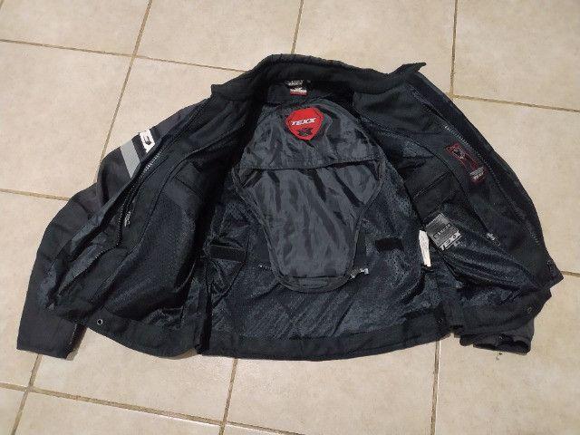 Jaqueta e calça Texx Feminina tamanho P - Foto 2