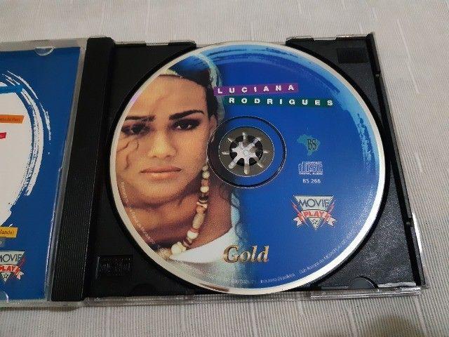 Raro Cd Luciana Rodrigues - 1° Disco (1995) - Excelente Estado - Foto 3