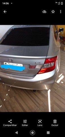 Honda Civic LXL 2012 Manual - Foto 10