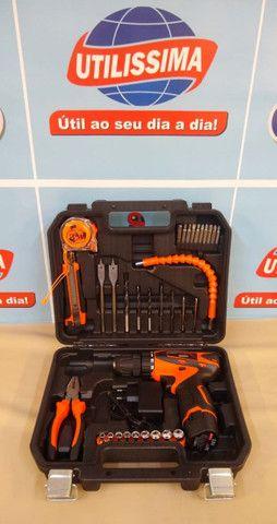 Parafusadeira/Furadeira JinQianglibao power tools  - Foto 2