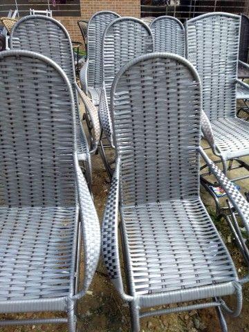 Cadeira de balanço preso ótimo apenas 170 Reais  - Foto 4