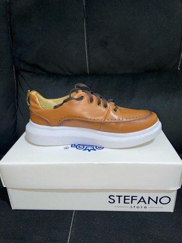 Tênis Sneaker Tam 40  - Foto 2
