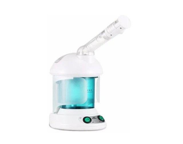 Vaporizador Facial Vapor De Ozônio Kingdon K-2328 220v - Foto 2