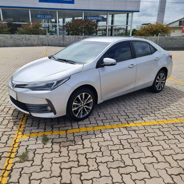 Toyota Corolla Altis 2.0 *Ano 2018* *Apenas 9000 km* *Ipva 2021 pago - Foto 8