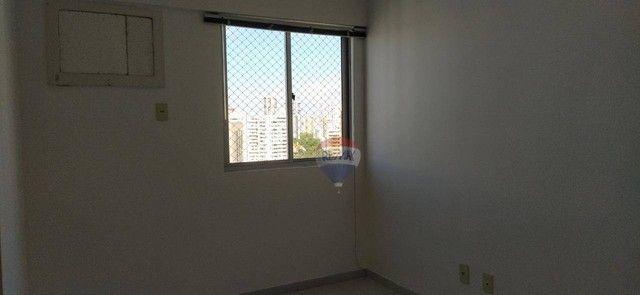 Apartamento com 3 dormitórios à venda, 79 m² por R$ 470.000,00 - Aflitos - Recife/PE - Foto 7