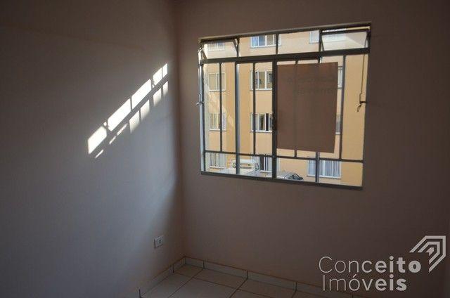Apartamento à venda com 3 dormitórios em Colônia dona luíza, Ponta grossa cod:393425.001 - Foto 2