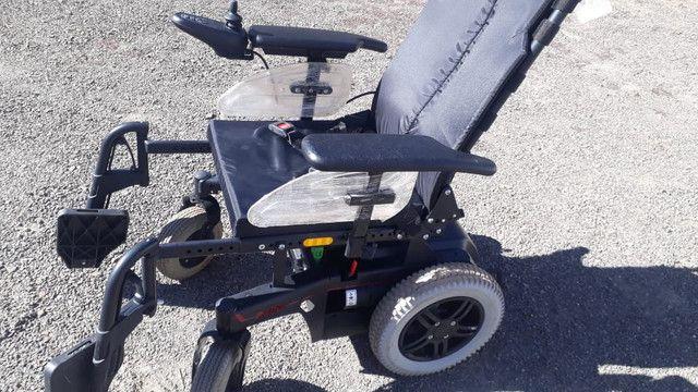 Cadeira de Rodas Motorizada Eletrica SEMI NOVO