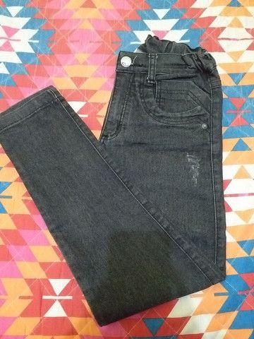 Calças jeans masculina  - Foto 5