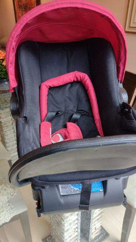 Bebê conforto com base Isofix Infanti Terni - Foto 2