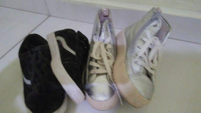 Sapatos juvenil - Foto 2