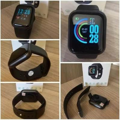 Relógio Inteligente Smartwatch Movimento Pedômetro Bluetooth<br><br> - Foto 4