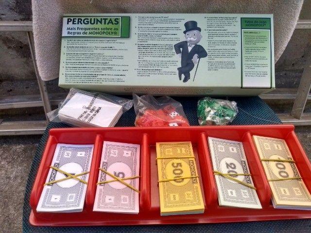 jogo monopoly (banco imobiliario) - Foto 4
