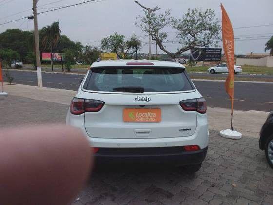 COMPASS 2019/2020 2.0 16V FLEX LONGITUDE AUTOMÁTICO - Foto 2