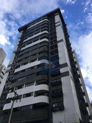 Apartamento com 3 dormitórios à venda, 110 m² por R$ 550.000 - Boa Viagem - Recife/PE
