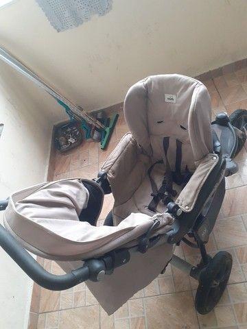 Carrinho de bebê conforto  - Foto 4